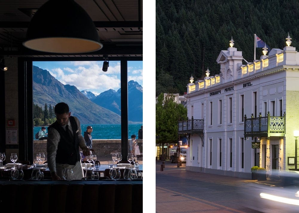 The Finest Hotels in New Zealand